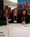 London-trade-booth-registration-staff