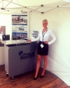 hostesses for hire London Boat Show