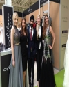 wedding show hostesses and models Harrogate International Centre