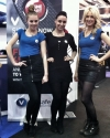exhibition girls & hostesses London Olympia