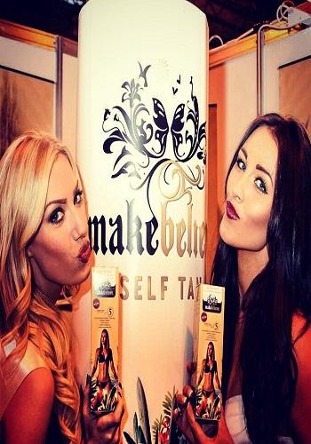 promo girls manchester event city