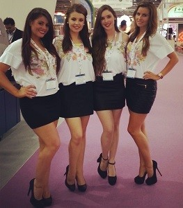 exhibition girls olympia