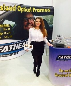 trade show models for hire London